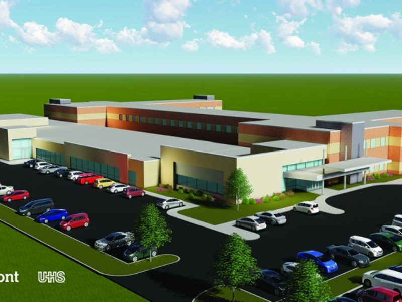 Beaumont To Build 45 Million Mental Health Hospital In Southeast Mich