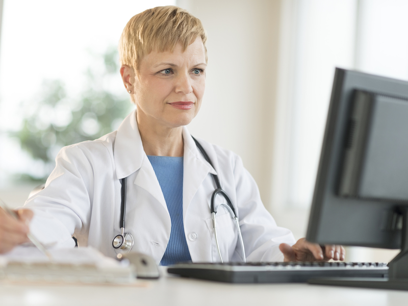 Why automating data entry can counter physician burnout