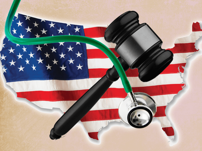 Federal appeals court won't stop health worker COVID mandate