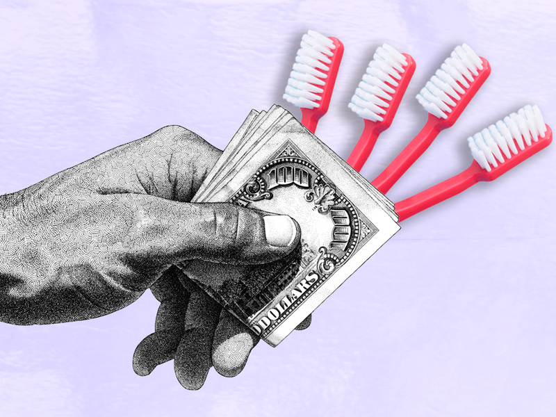 Private equity in dental care increases the risk of overtreatment