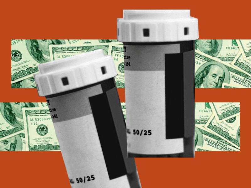 drugs and bills i.