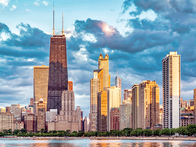 Chicago's hospital market fragmented at the top