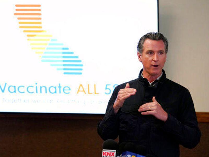 California debates public health spending as virus recedes