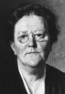 Ida M. Cannon