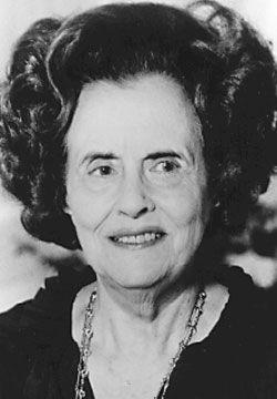Mary Woodard Lasker
