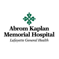 Abrom Kaplan Memorial Hospital