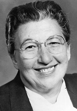 Sister Grace Marie Hiltz