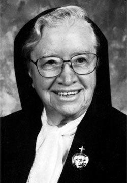 Sister Mary Gerald Hartney