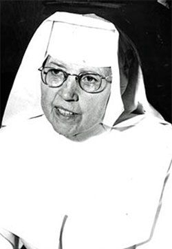 Sister Mary Ignatia Gavin