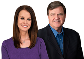 Sherrie Barch and Bob Clarke