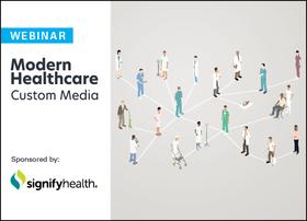 signify health webinar image people network