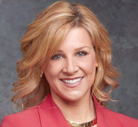 Rebecca Stewart, senior director of content at Hartford HealthCare
