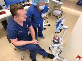 Stanford Health Care uses telemedicine in the ED.