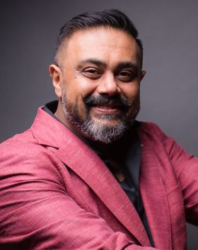 umesh lakshman headshot