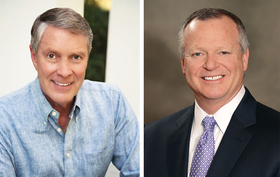 Dr. Bill Frist and Joseph Fifer