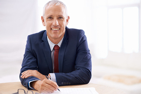 chief medical officer stock image