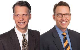 Christopher F. Koller and Dr. Robert Phillips