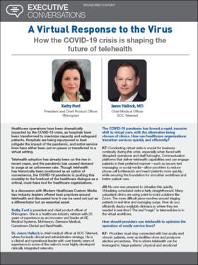 telehealth executive conversations thumbnail