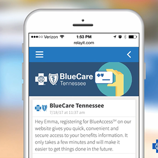 BlueCare Tennessee: A breakthrough solution to engaging, serving and supporting Medicaid members