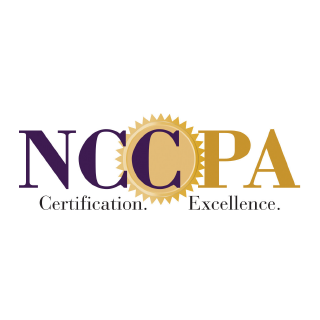 NCCPA (National Commission on Certification of Physician Assistants)