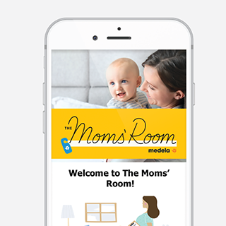 The Medela Moms' Room Launch