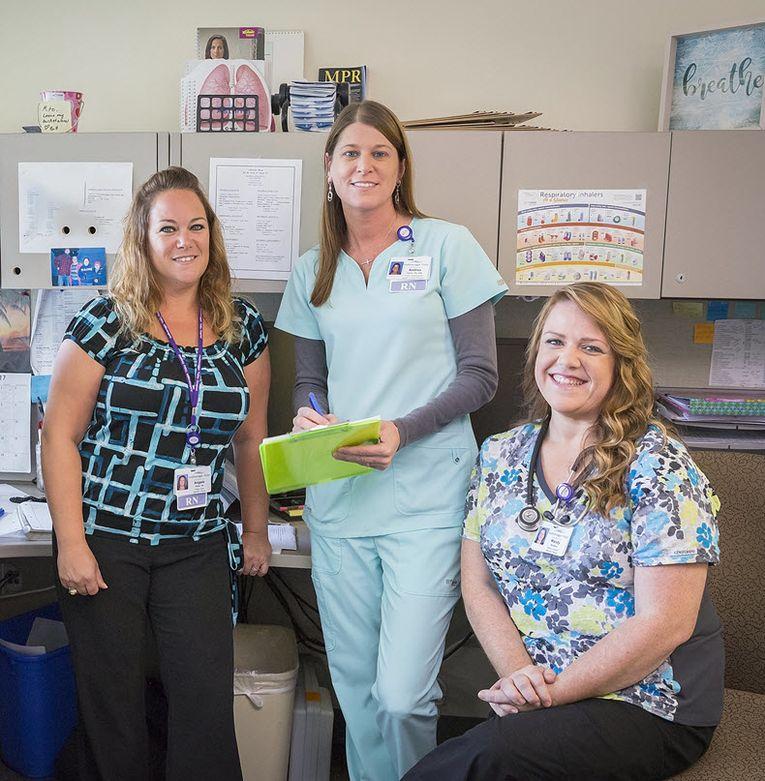 three women NCH image