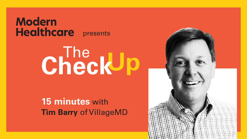 The Check Up: Tim Barry