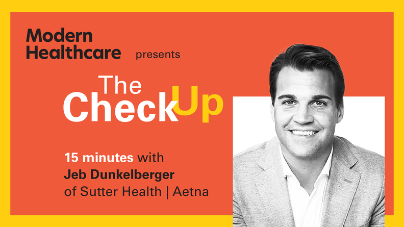The Check Up: Jeb Dunkelberger
