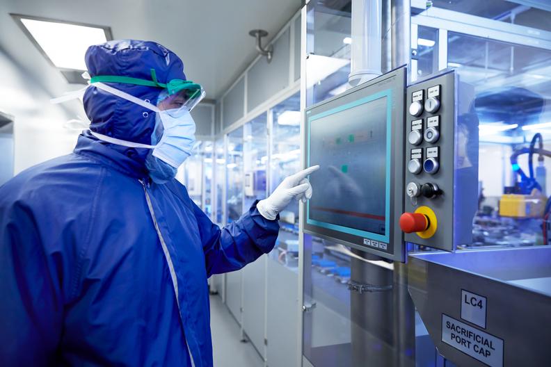 B  Braun's Bid to End America's IV Fluid Shortages
