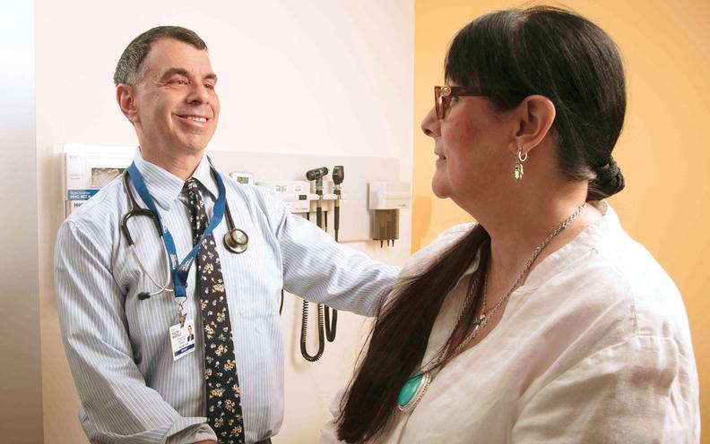 Dr. Mitchell Katz, CEO of NYC Health + Hospitals