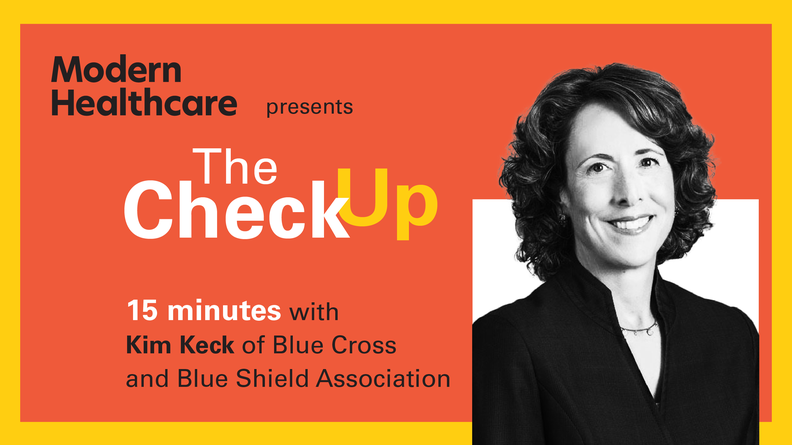 The Check Up: Kim Keck