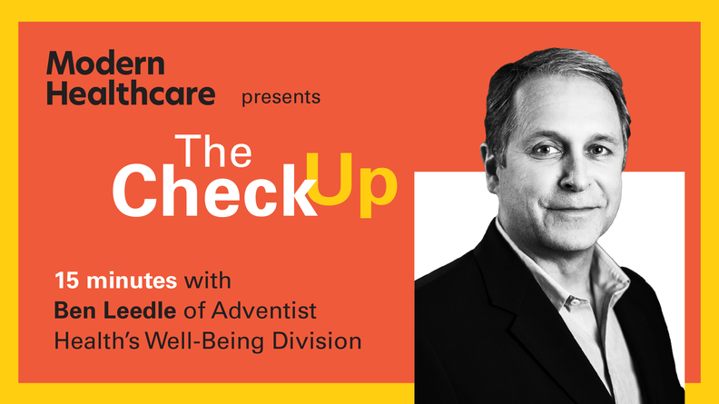 The Check Up: Ben Leedle