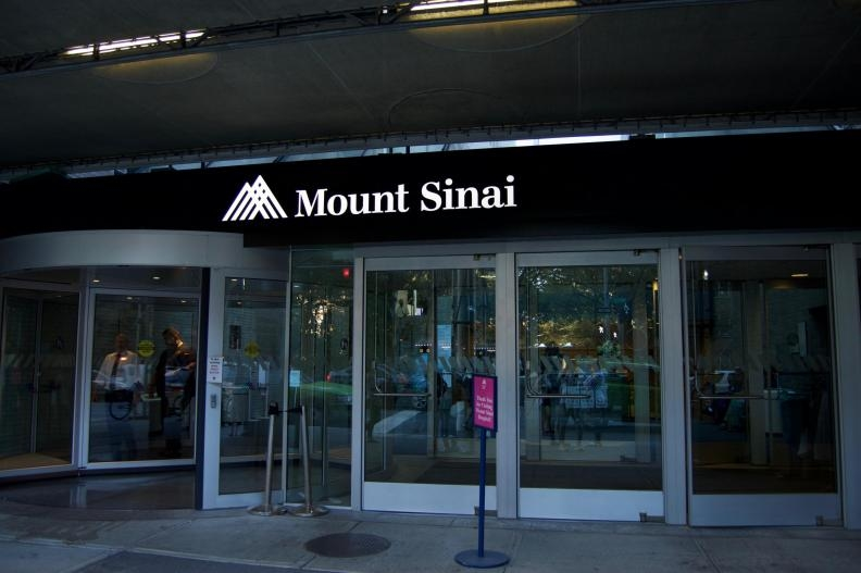 Mount Sinai CEO's pay boosted above $12 million in 2017