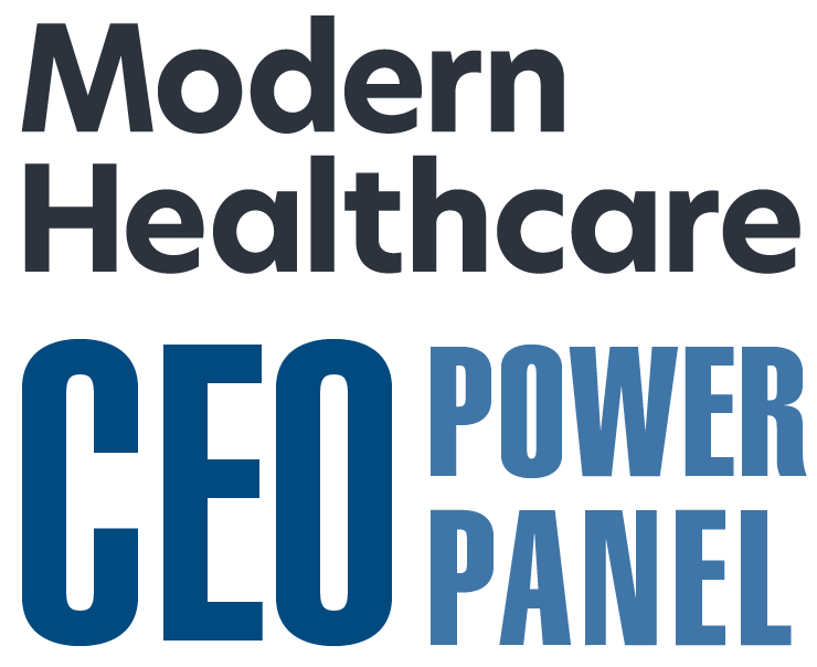 Modern Healthcare CEO Power Panel