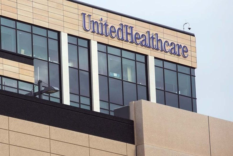 UnitedHealthcare sign