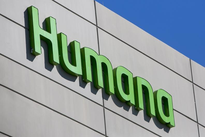 Humana sign