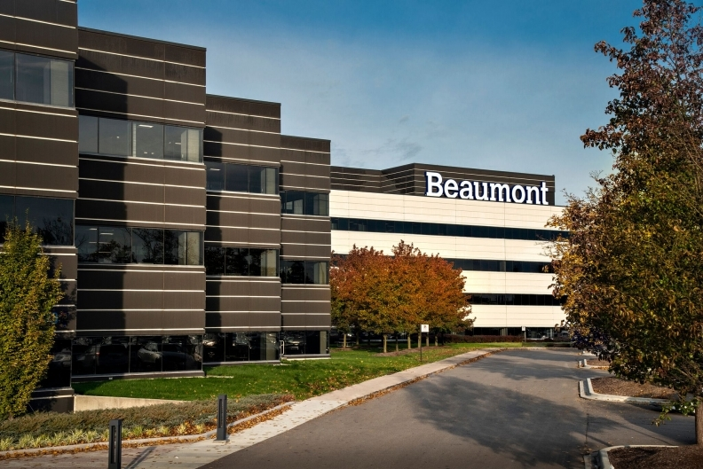 Beaumont to build $45 million mental health hospital in
