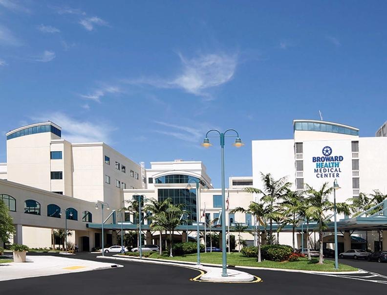 General Broward Hospital — BCMA