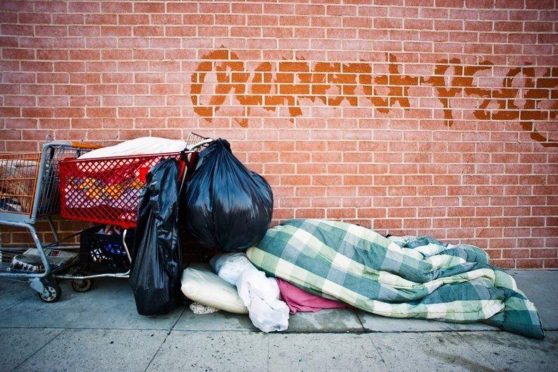 homeless_social determinants of health