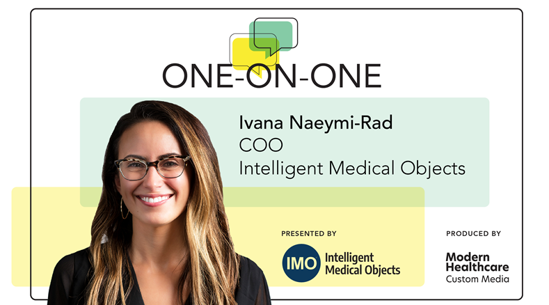 ivana naeymi-rad one on one intelligent medical objects