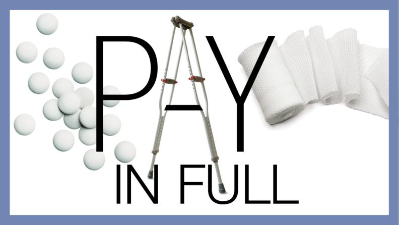 Pay in full