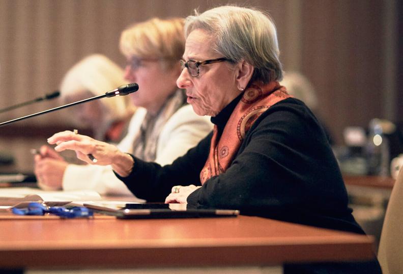 Dr. Sharon Levine