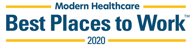 Modern Healthcare Best Places to Work 2020