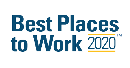 Best Places to Work in Healthcare Logo for Navigation