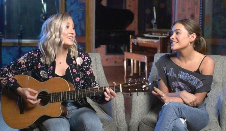 Nashville duo Maddie & Tae
