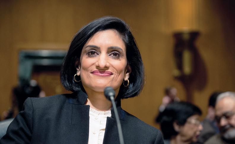 CMS Administrator Seema Verma