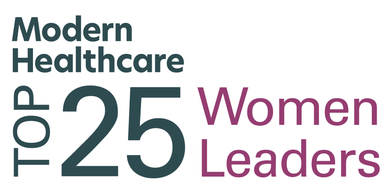 Modern Healthcare Top 25 Women Leaders